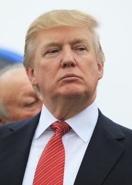 美国第45任总统:川普